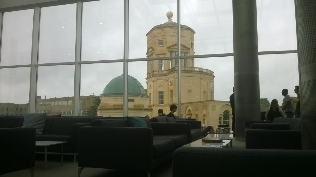 Radcliffe Observatory, Oxford